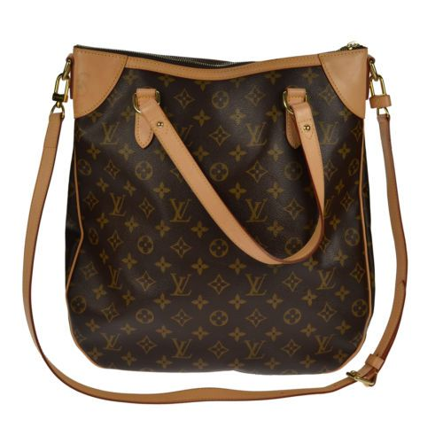 03809218819 Louis Vuitton Odeon GM Monogram Canvas with Leather Handles Authentic Pre  Owned | eBay