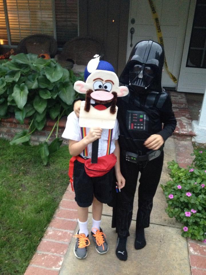 Uncle grandpa costume | Uncle Grandpa Costume | Pinterest ...