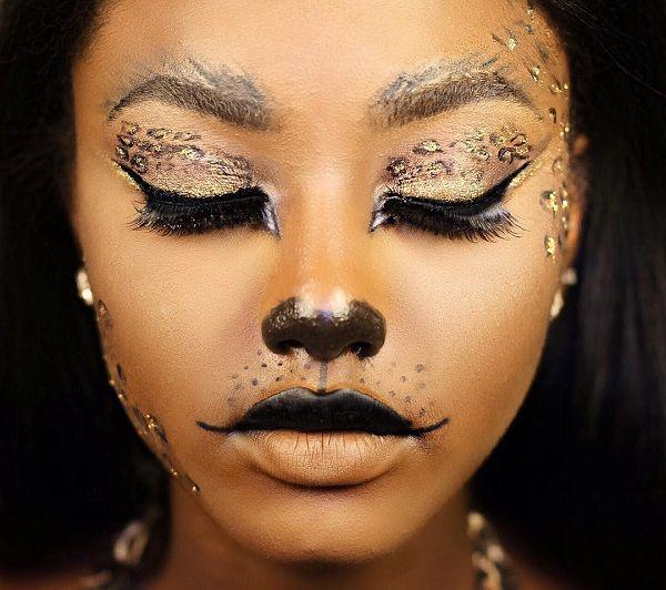 Wordpress Installation Holiday Party Makeup Cat Halloween Makeup Cute Halloween Makeup