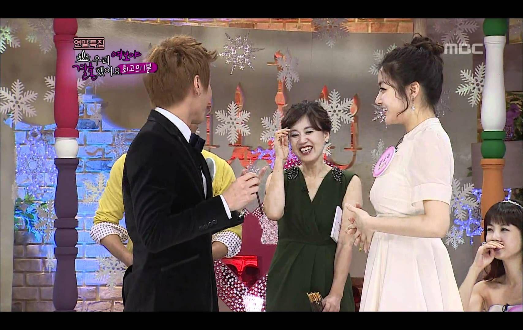우리 결혼했어요 - We got Married, Year-End Special(1) #04, 20111224