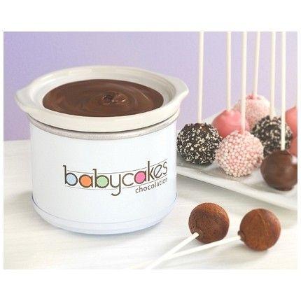 Babycakes Chocolatier - Mini Chocolate Crock - SC-10125