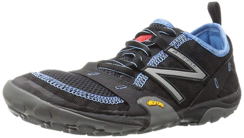 New Balance Women S Wt10v1 Minimus Trail Running Shoe Black Blue