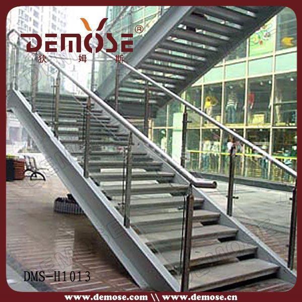 Quality Metal Outdoor Stairs With Steel Steps In 2020 Outdoor | Used Steel Stairs For Sale | Seawall | Exterior | Hinged | Black Metal | Industrial