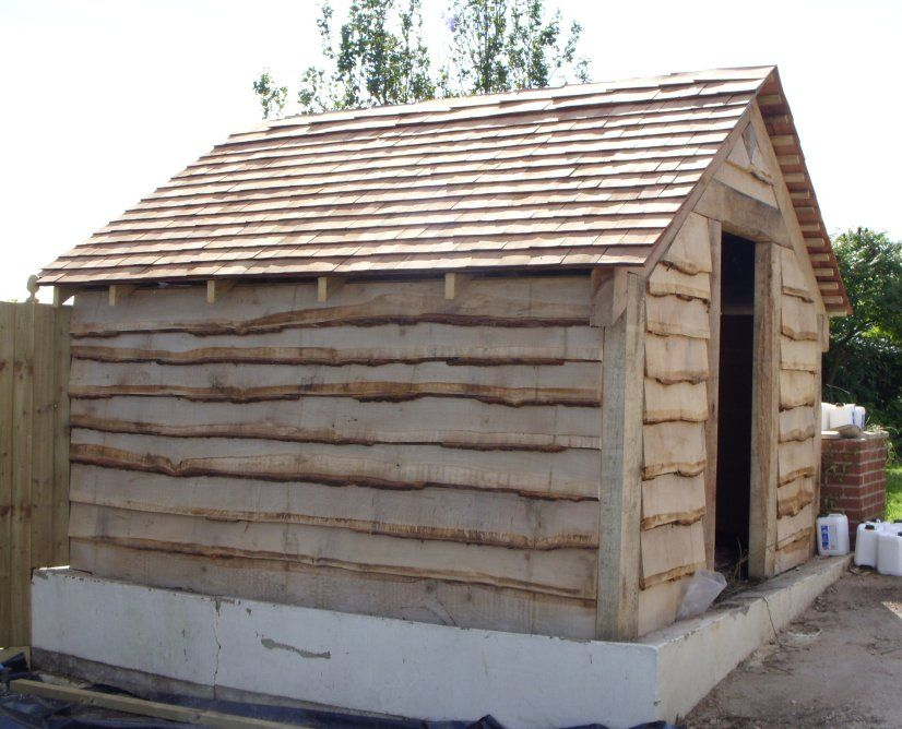 Wooden Cladding Wavy ~ Waney edge boards google search duffy tiny camp