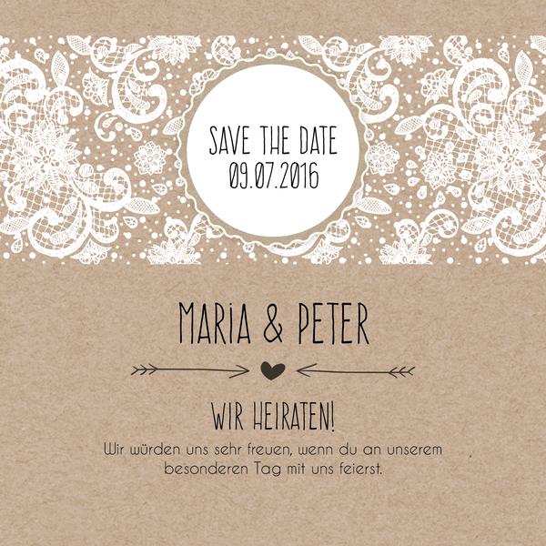 Save The Date Karten Vintage.Hochzeitsgästebuch Save The Date Karten Vintage Hochzeit