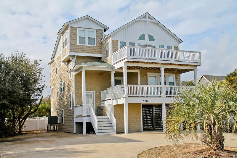 Pin On Outer Banks Vacation Rentals