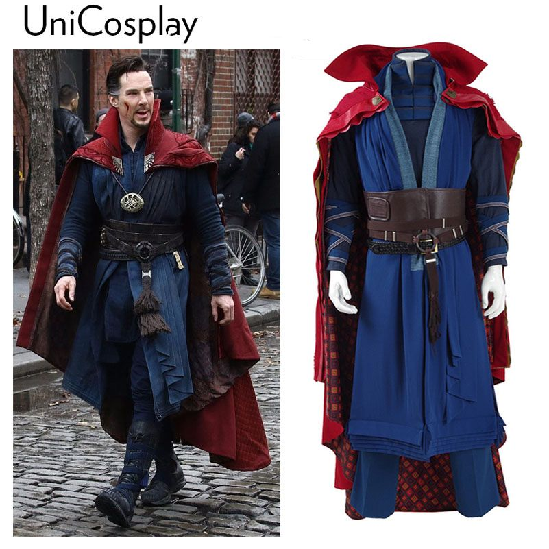 Cheap superman costume adult, Buy Quality costume adult directly from China doctor  strange costume Suppliers: Doctor Strange Costume Dr. Strange Steve ...