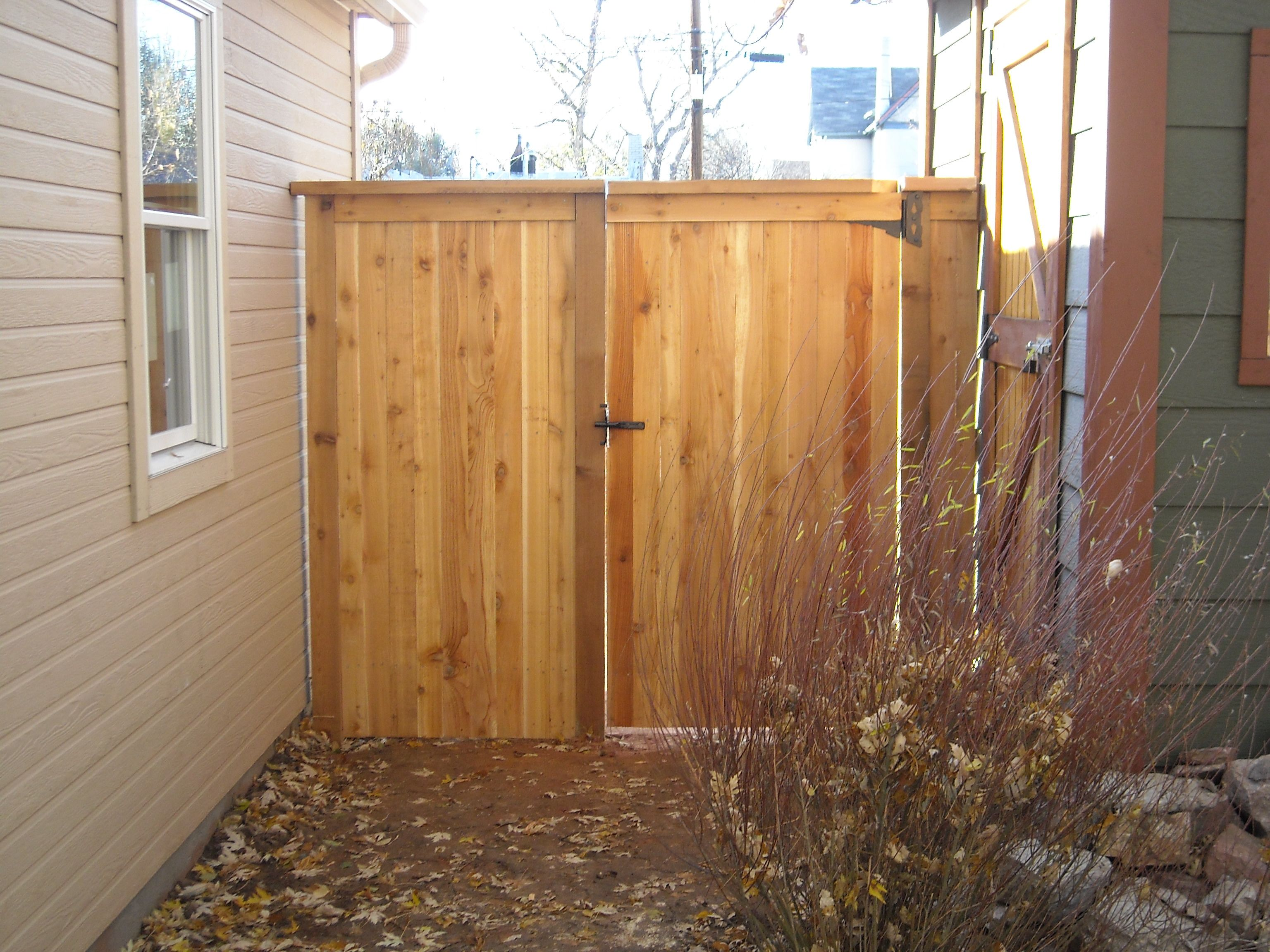 Cedar fence example google search fence pinterest fence cedar fence example google search baanklon Image collections
