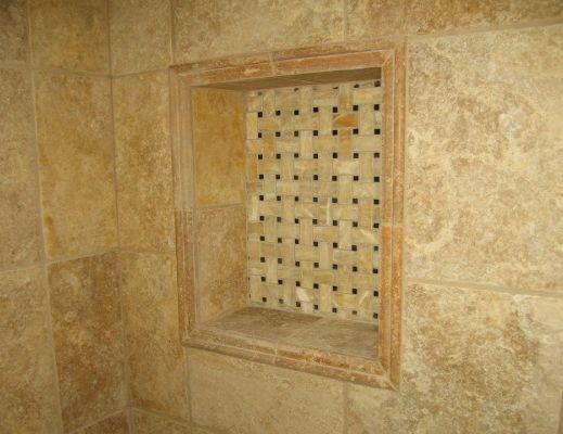 Redi Shower Niche Shower Niche Wall Tiles Bathrooms Remodel