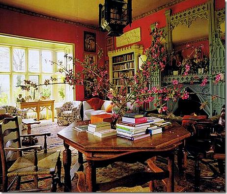 D cors anglais londres eaton malplaquet house d coration de aynhoe park manoir - Deco style campagne anglaise 2 ...