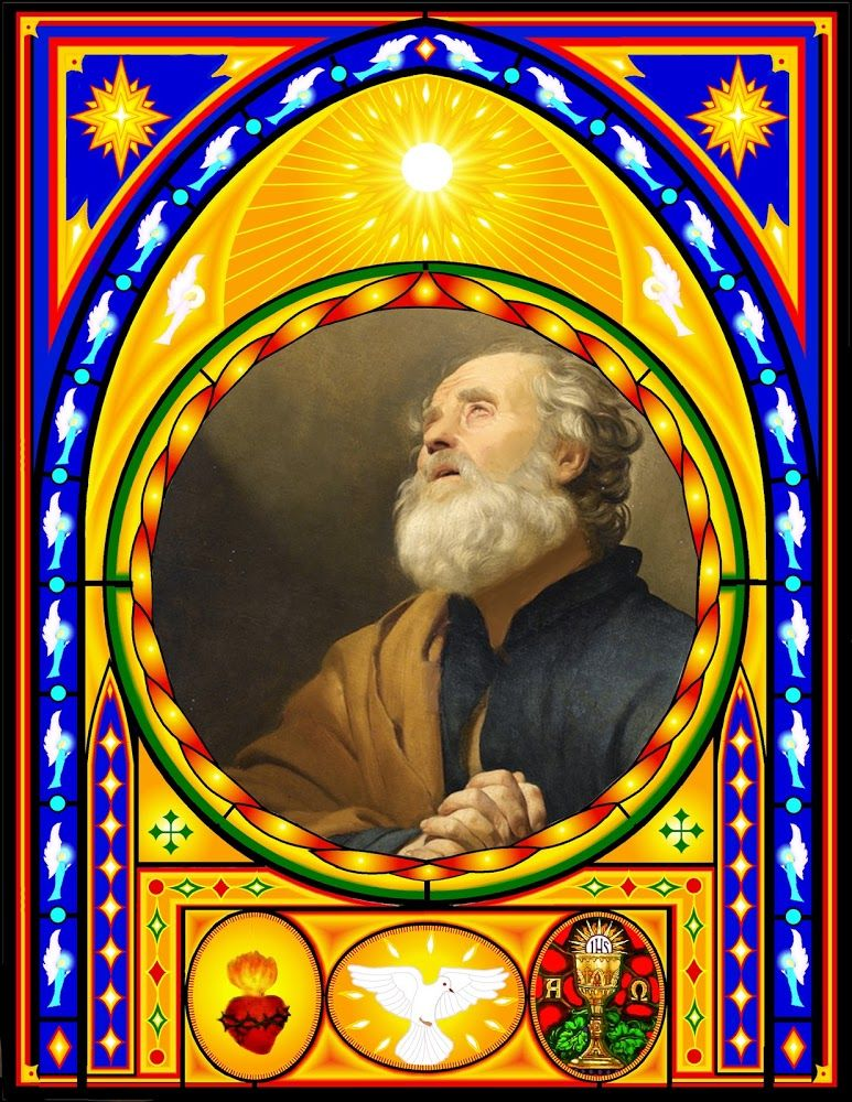 The Penitent St. Peter + Fine art, St