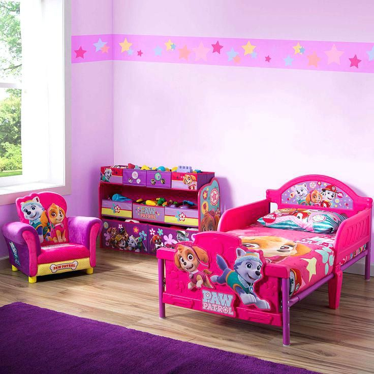 Image Result For Toddlers Room Ideas Paw Patrol