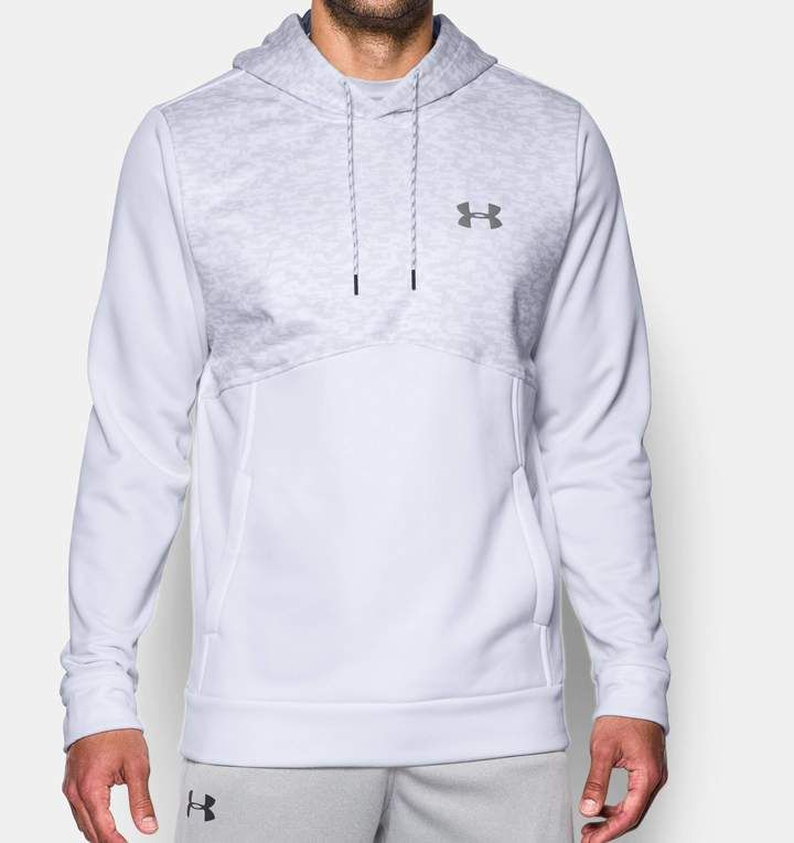 b2b9960bb68 Under Armour Men s UA Storm Armour Fleece Digi Texture Hoodie