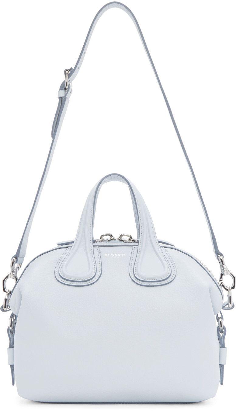 c1c195680eb3 Givenchy - Blue Small Nightingale Bag