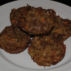 Poochie meat cakes dogfood allrecipes i have 4 dogs dog food recipes forumfinder Choice Image