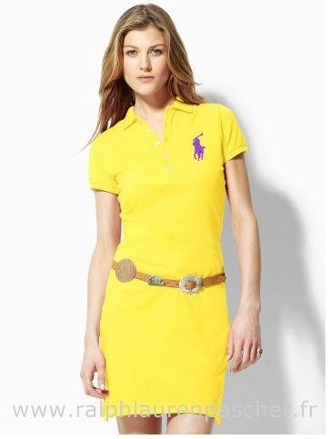 c125de556c3 ralph lauren robe Survêtement coton orange Polo Ralph Lauren Pas Cher Homme
