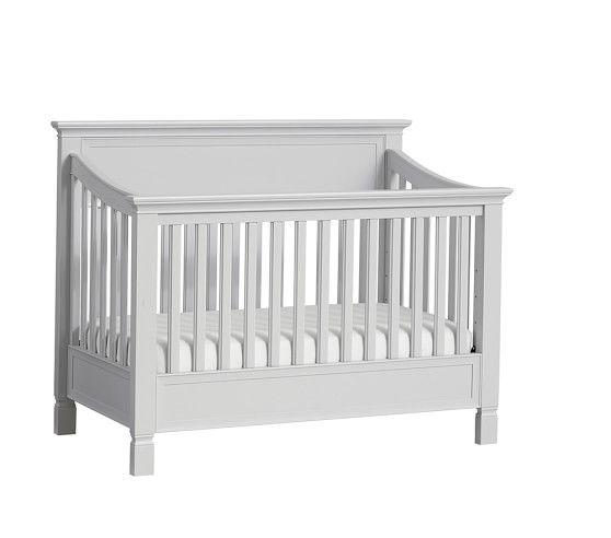 Larkin 4 In 1 Convertible Crib Cribs Convertible Crib
