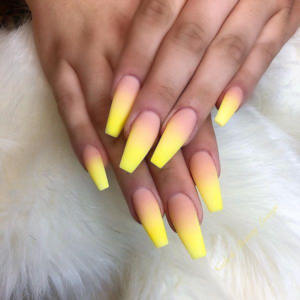 lovely summer nail art ideas