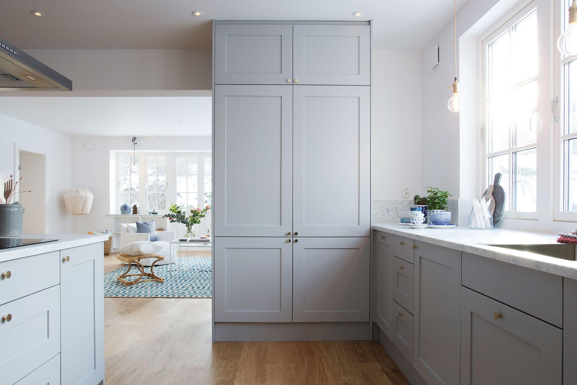 Nyängsvägen 27, 1tr - Bromma - ESNY | Kitchen Designs | Pinterest ...