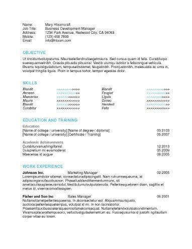 Skills Highlight my resume Pinterest Free resume, Resume and - resume ats
