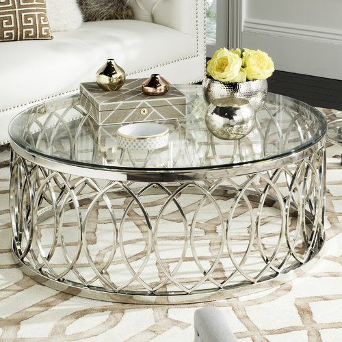 Found It At Wayfair Coleman Coffee Table Glass Coffee Table