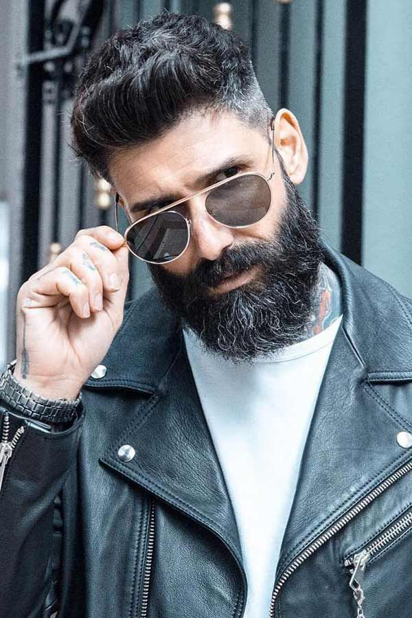 Born To Be Wild: 40+ Hottest Faux Hawk Haircuts For Men