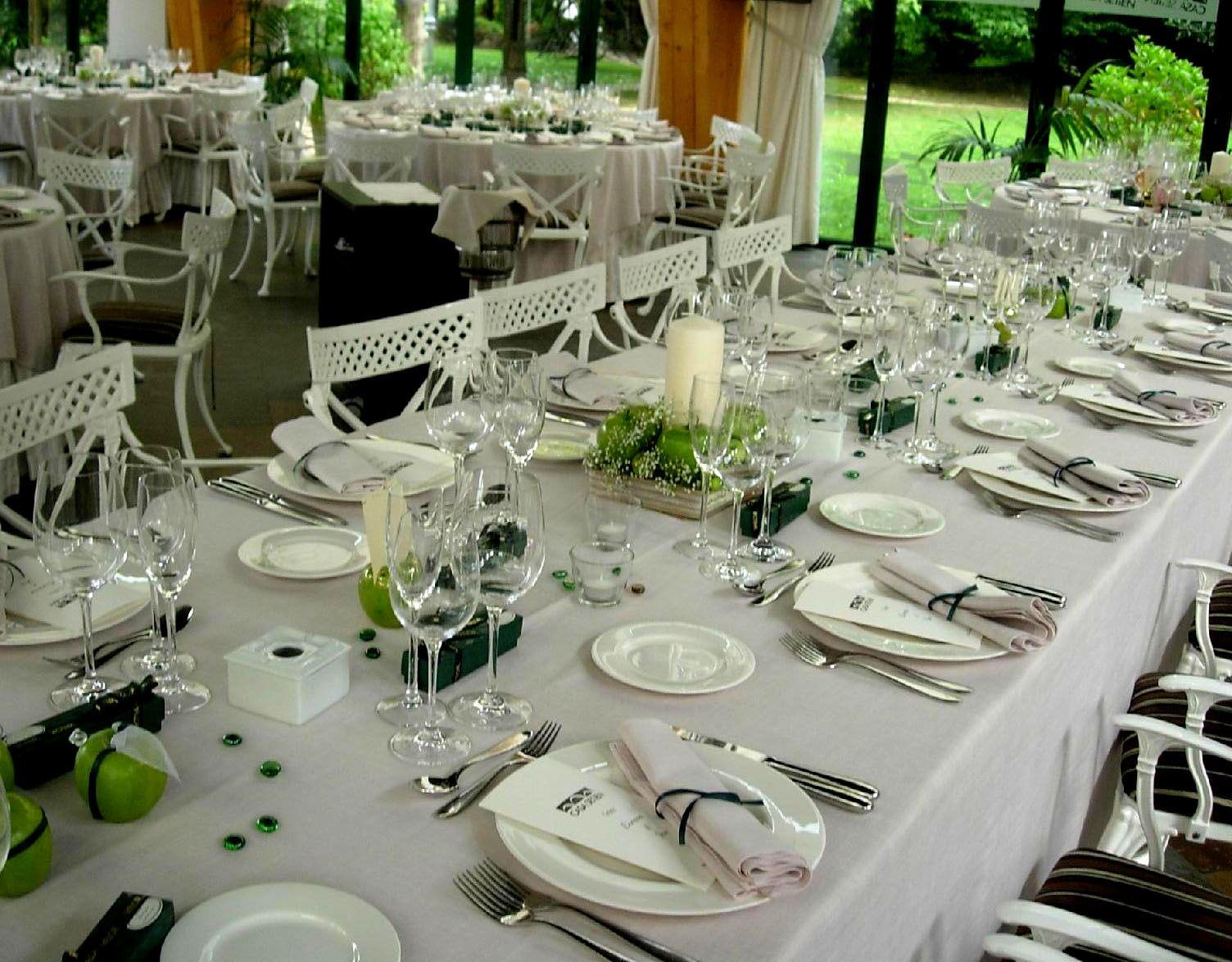 Mesa el jard n casa seti n events ideas pinterest - Ideas para decorar mesas ...