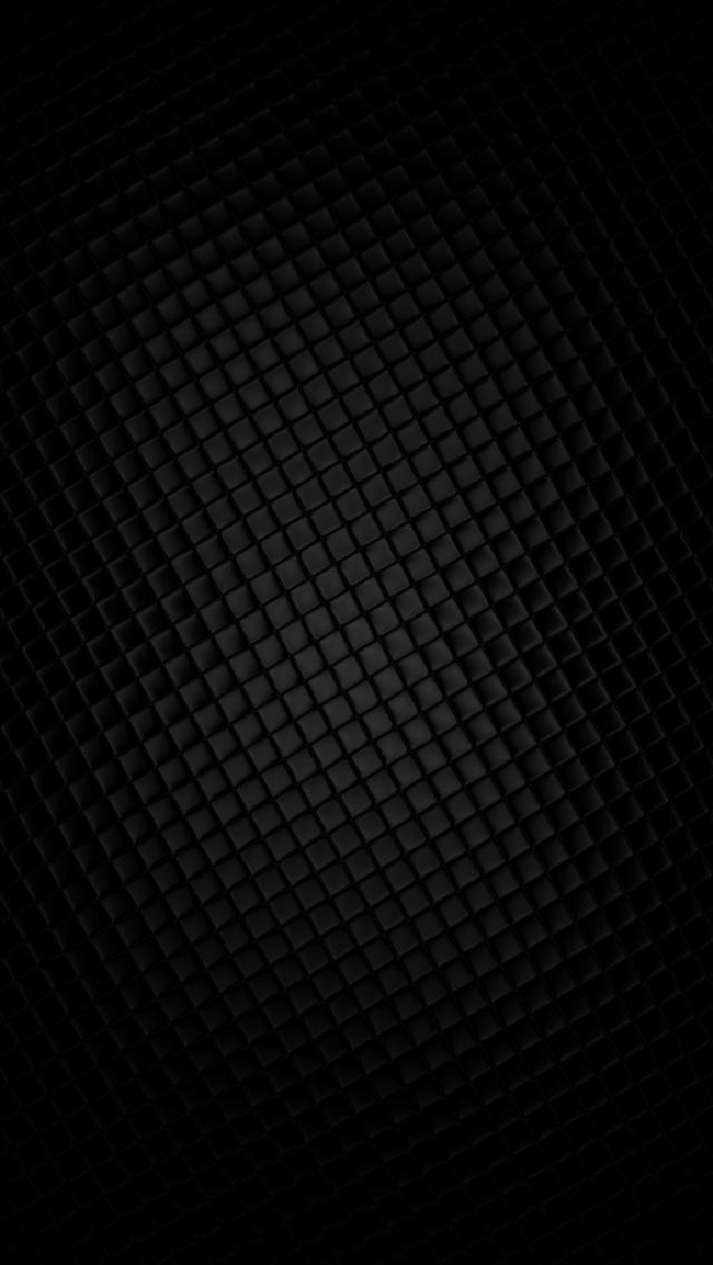 nice Cool Black iPhone5 スマホ用壁紙 Черные обои, Обои для