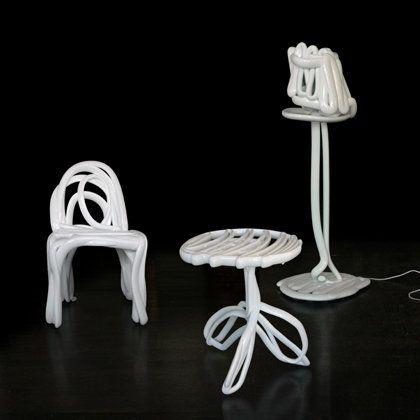 Sketch furniture - Front