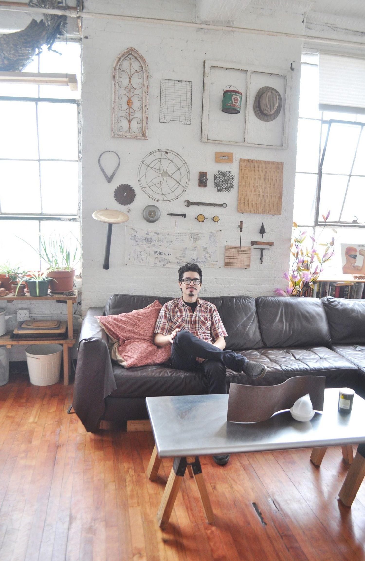 Carlos' Custom DIY Loft — House Tour Greatest Hits