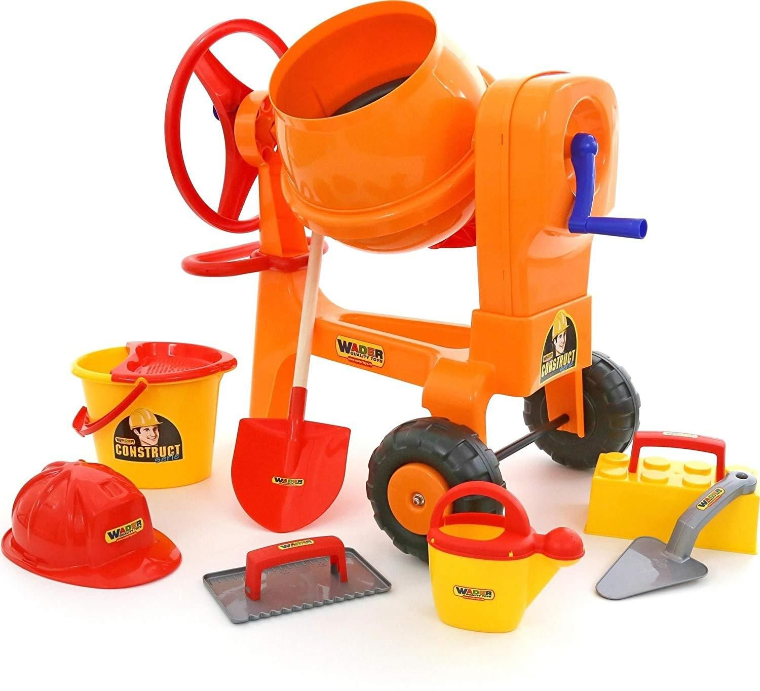 Young Builder Set From Spectrum Educational Ltd In