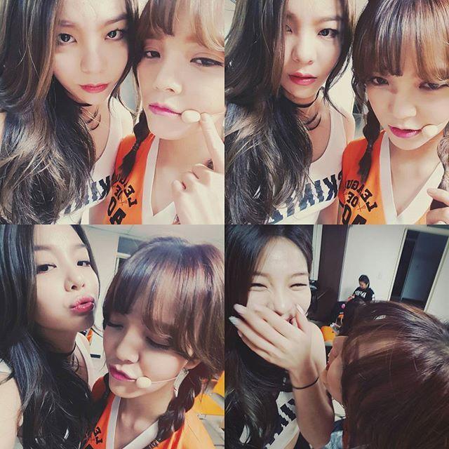 Instagram Photo By Itzailee Apr 30 2016 At 11 33am Utc Ailee Korean Idol Fnc Entertainment