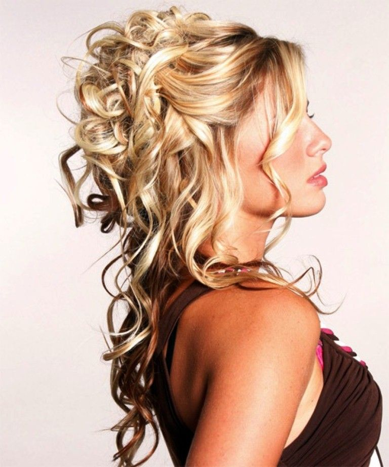 Best Prom Hairstyles For Long Hair Hairstyles For Women Long Hair Styles Hair Styles Long Hair Wedding Styles