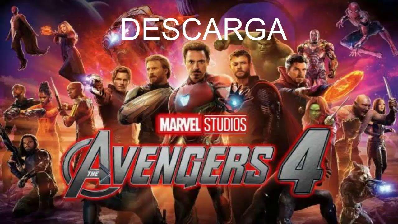 Descargar Avengers 4 Endgame Pelicula Completa En Espanol Latino Avengers Movies Avengers Avengers Pictures