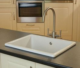 Shaws: Classic Inset Ceramic Sink | kitchen design | Pinterest ...