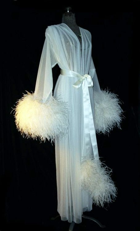 Robe designed by Catherine D Lish. I need this like I need air ... f79c6b542