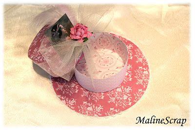 tuto une bo te chapeau en papier chapeau scrap pinterest chapeaux en papier chapeaux. Black Bedroom Furniture Sets. Home Design Ideas