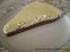 Cheesecake cioccolato e vaniglia - Dieta Dukan
