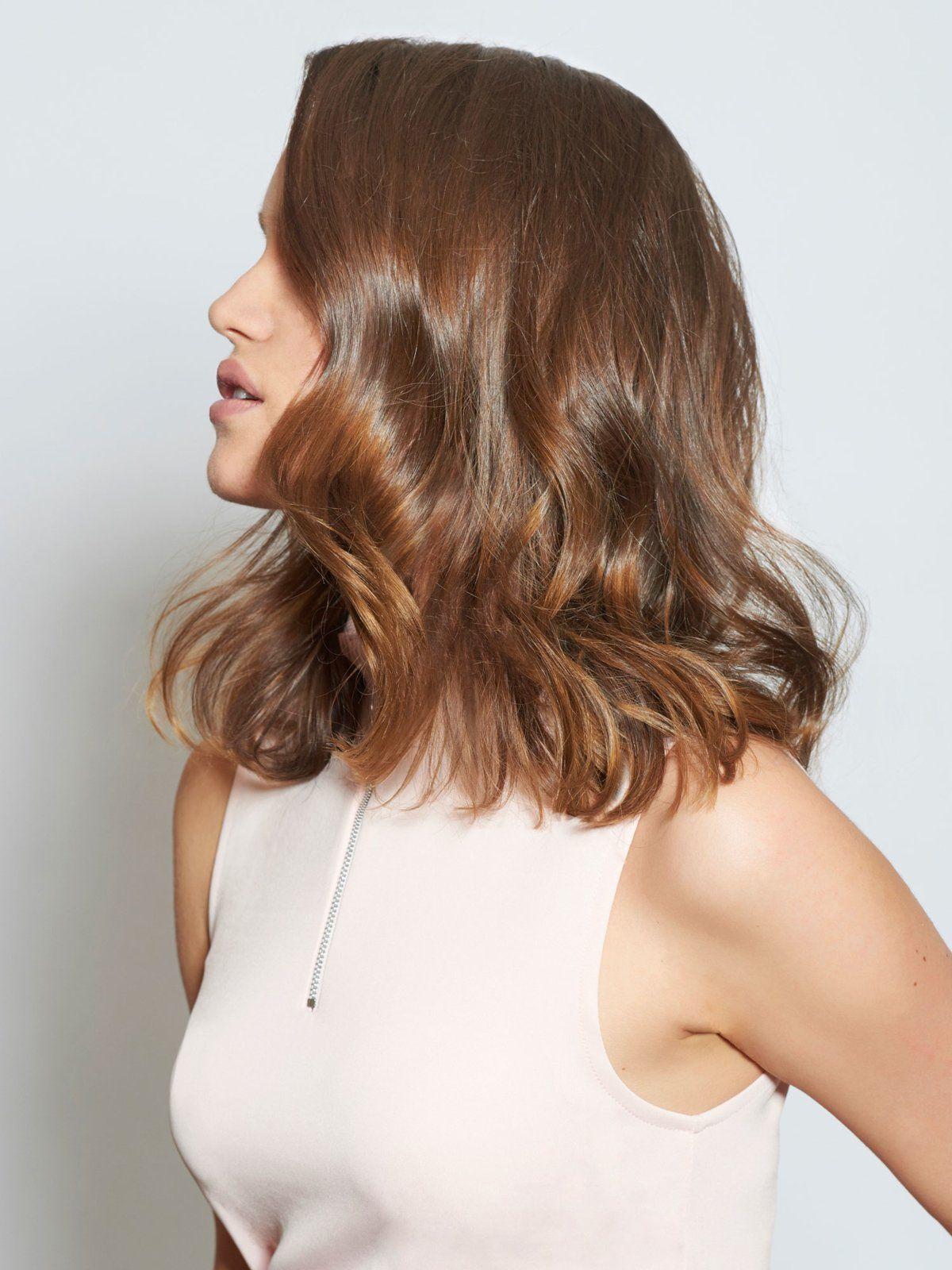 Haarfarben Trends 2019 Diese Styles Erobern In Diesem Jahr Unsere