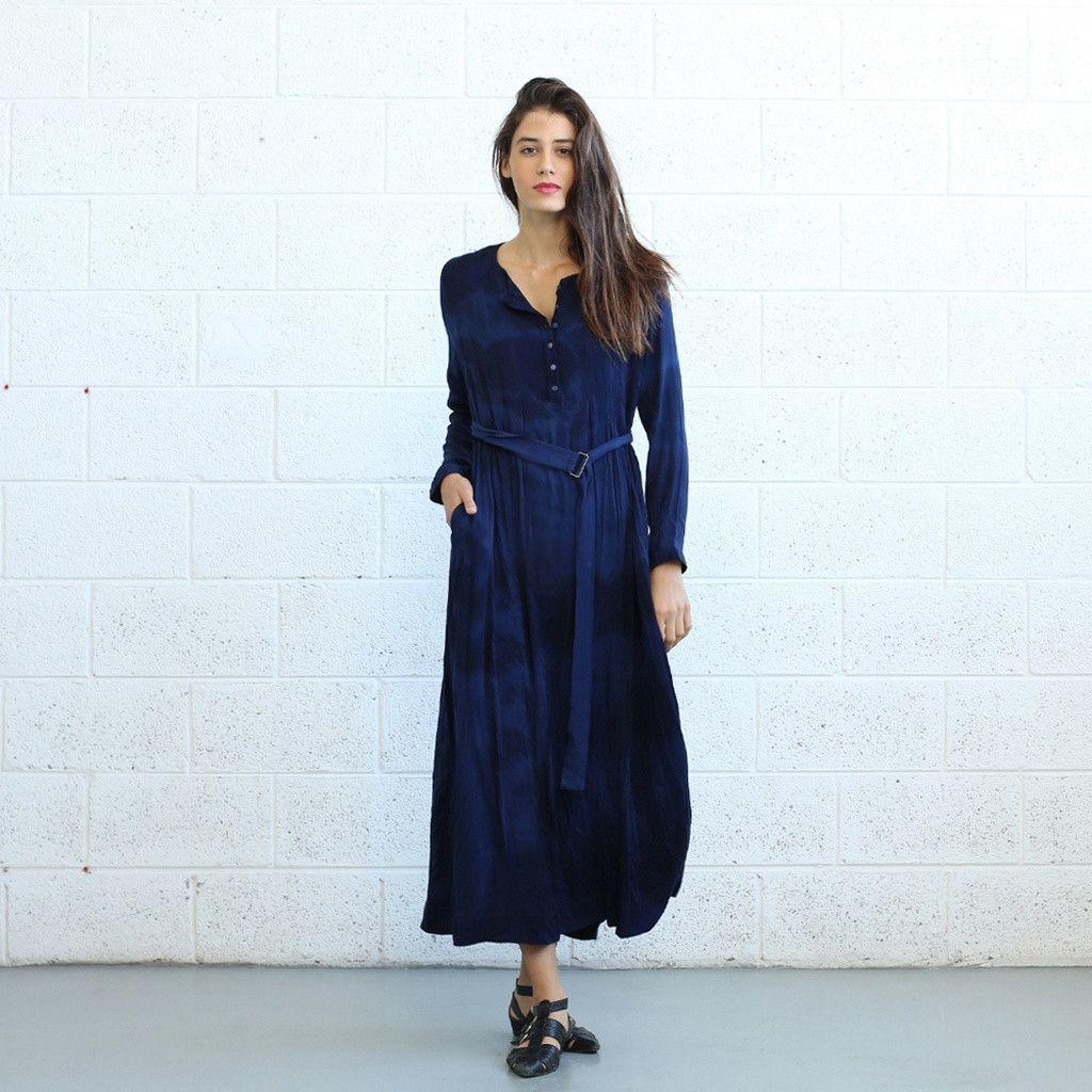 Winter maxi dress dark blue dress blues maxis and maxi dresses