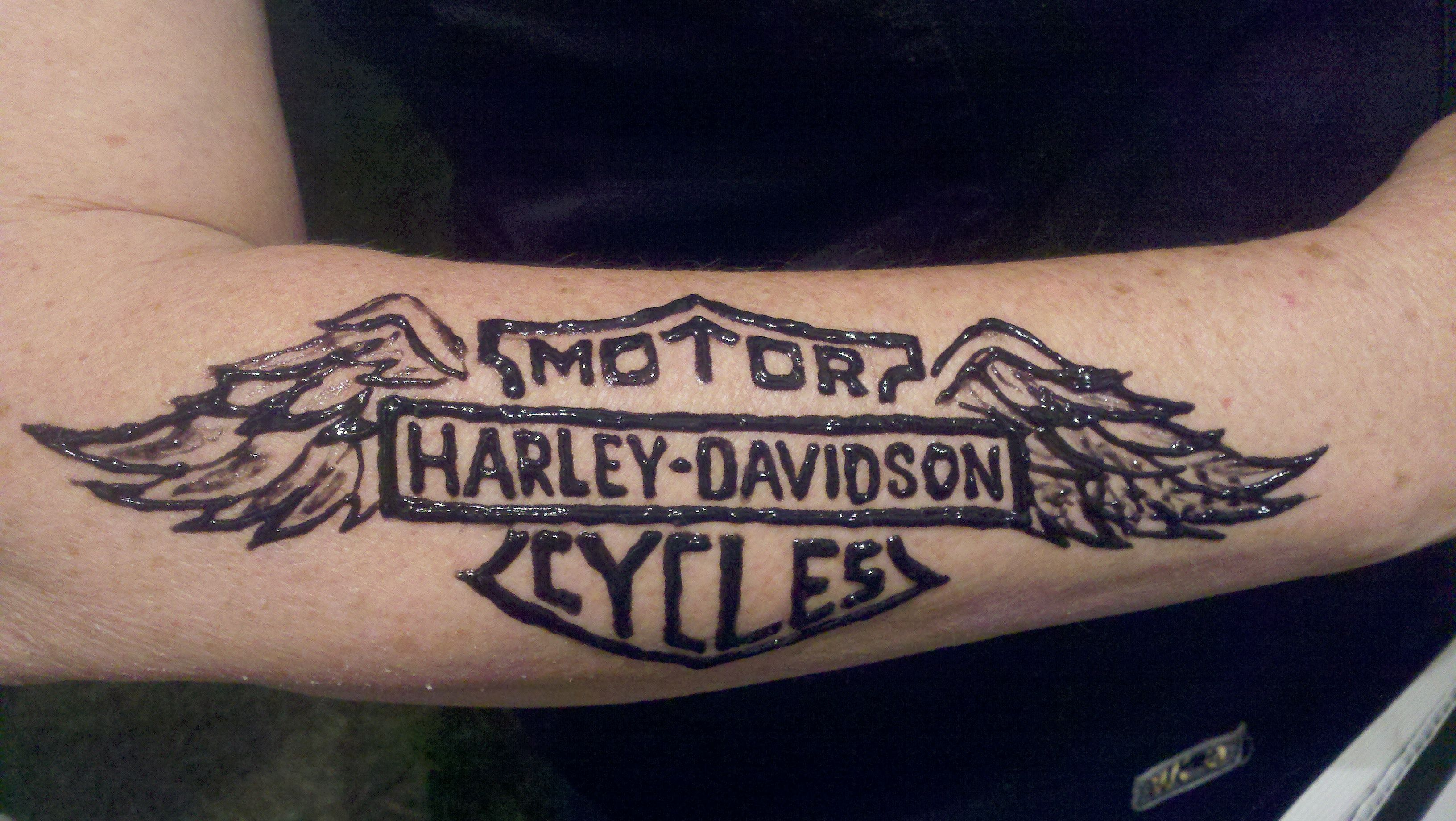 a2e6f7bd6 Harley Davidson Tattoo design Want this!! On the inside of my arm. :)