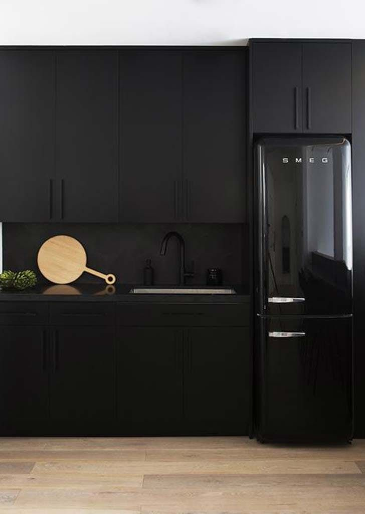 'Blackout Kitchens Are All the Rage for Good Reason—Here Are 10 to Gawk At
