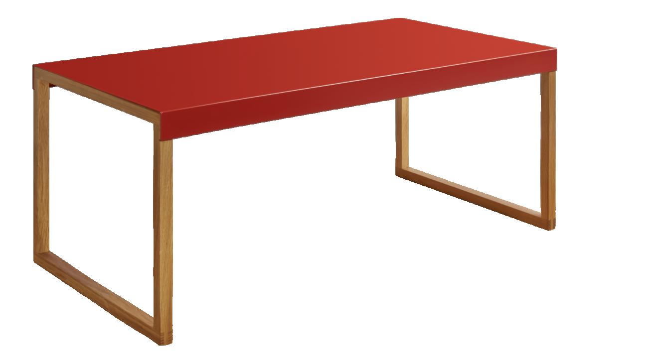 Kilo - Table basse rouge - Habitat   Déco   Pinterest