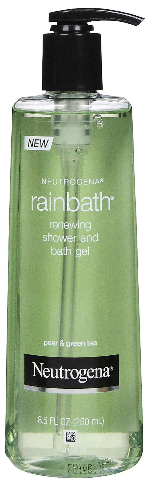 Neutrogena Rainbath Pear Green Tea Rainbath Best Price Bath
