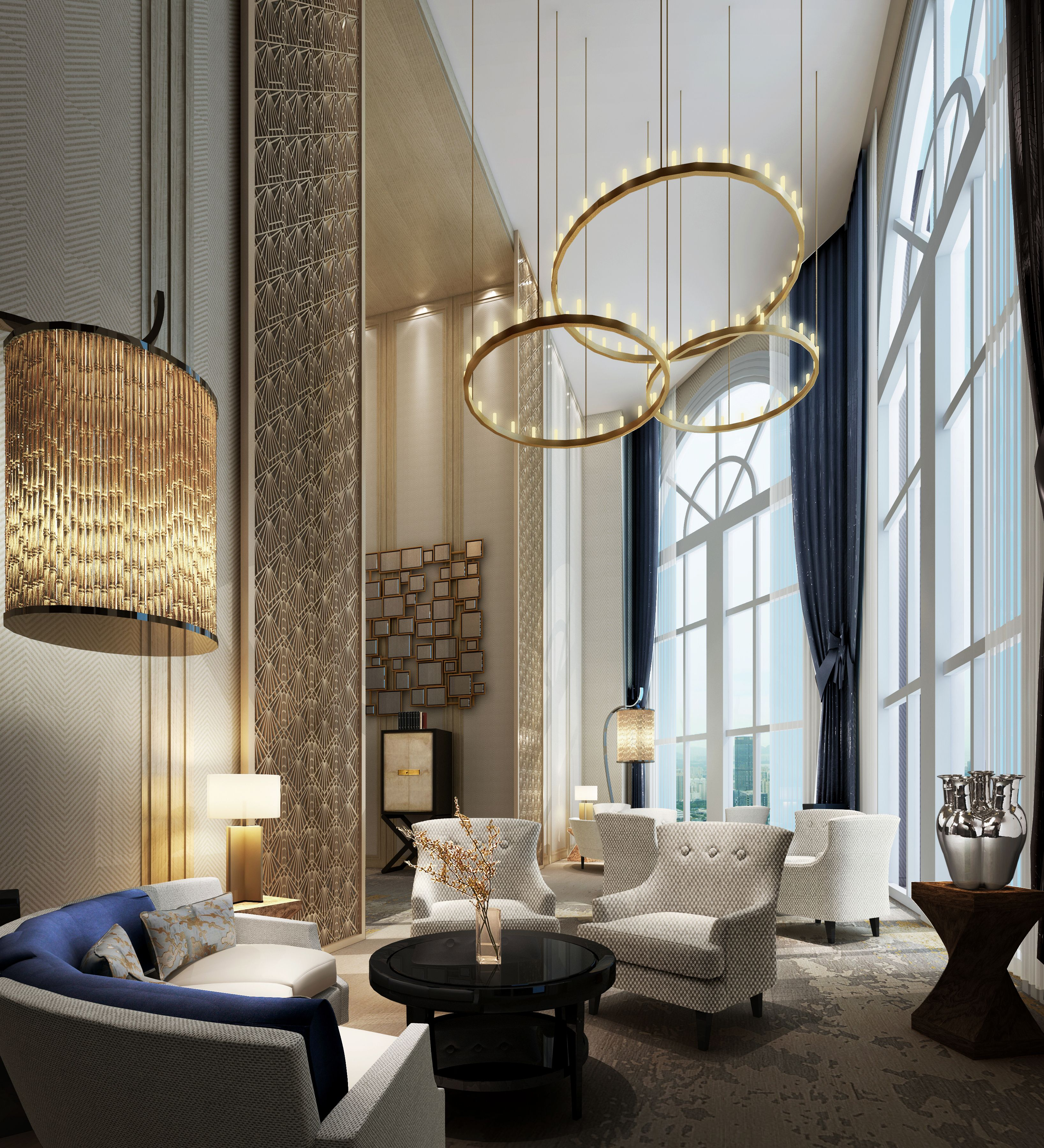 Home Interior Design Concepts: ID-Commercial, Hospitality & Office