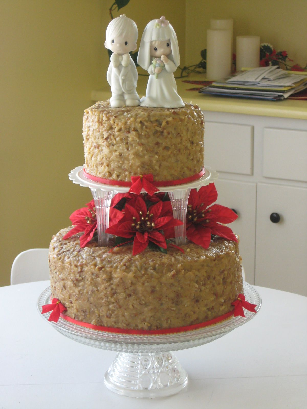 german chocolate wedding cake pictures german chocolate wedding cake want a traditional 14671
