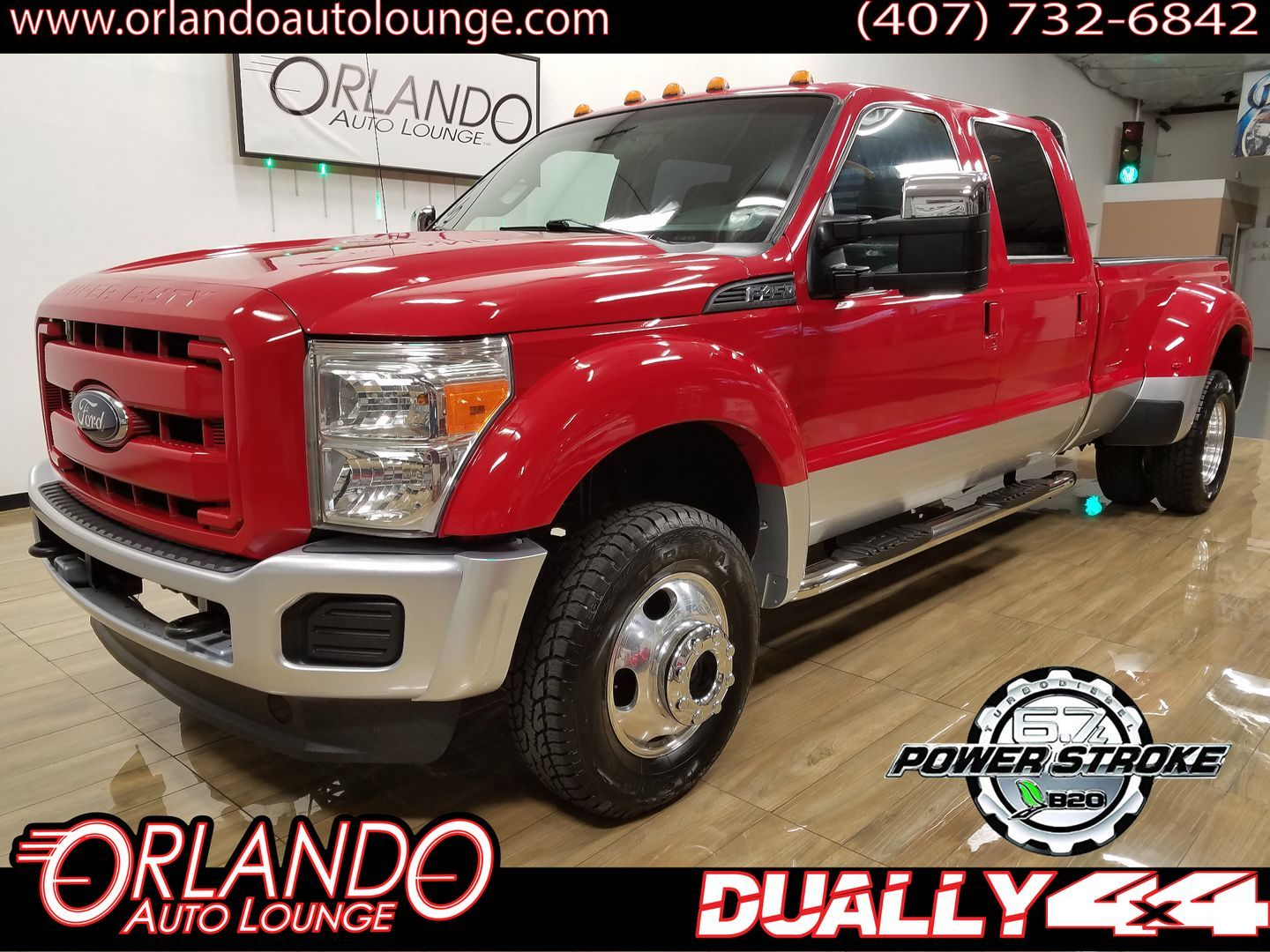 2014 Ford F450 Super Duty Crew Cab Xl Pickup 4d 8 Ft Ford