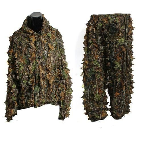 release info on new cheap wholesale dealer ELOS-Polyester Durable Outdoor Woodland Sniper Ghillie Suit ...