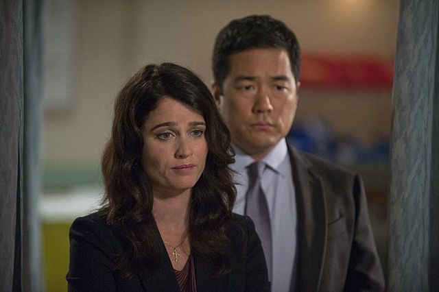 THE MENTALIST Season 5 Episode 7 The Great Red Dragon Photos