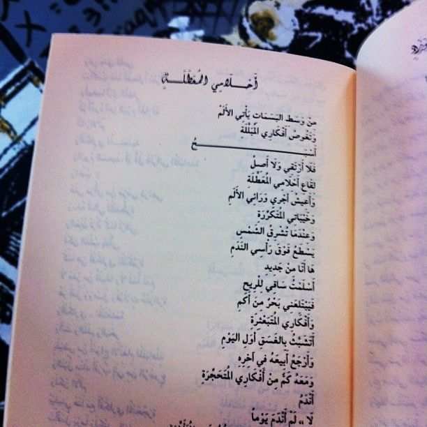 قصيدة أحلامي المعطلة Poem My Delayed Dreams Bullet Journal Supplies Journal